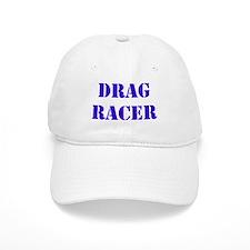 Drag Racer Baseball Cap