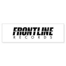 Frontline1 Bumper Bumper Sticker