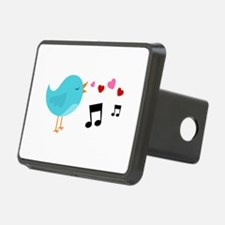 Singing Blue Bird Hitch Cover