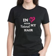 In Love With My Natural Hair T-Shirt