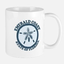Emerald Coast - Sand Dollar. Mug