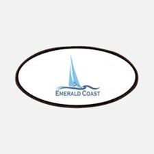 Emerald Coast - Sailing Design. Patches