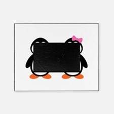 Cute Penguin Couple Picture Frame