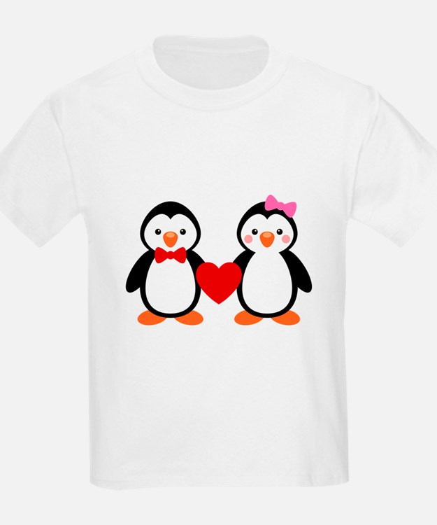 cute penguin t shirts shirts tees custom cute penguin. Black Bedroom Furniture Sets. Home Design Ideas