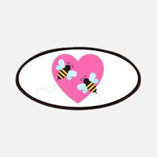 Cute Honey Bees Patches