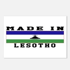 Lesotho Made In Postcards (Package of 8)