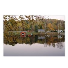 PTXpress Chateaugay Fall Postcards (Package of 8)