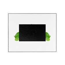 Turtles in Love Picture Frame