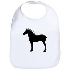 Percheron Stallion Bib