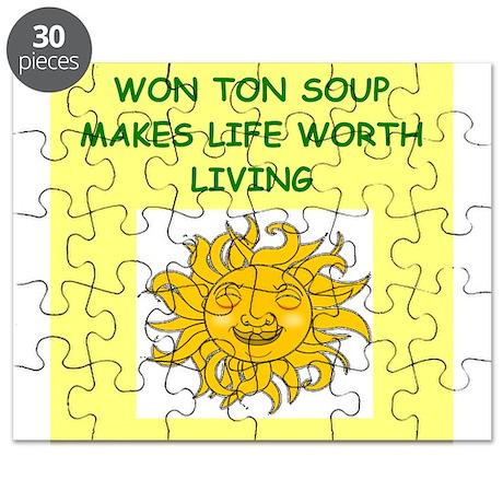 WONTON Puzzle