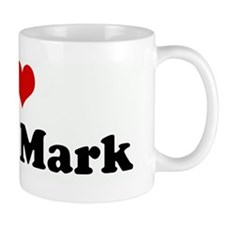 I Love Uncle Mark Mug