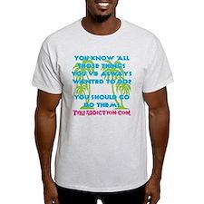 GO DO THEM - ALL T-Shirt
