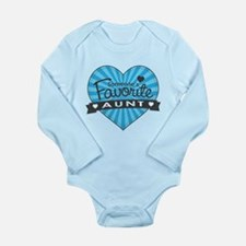 Favorite Aunt Blue Baby Outfits