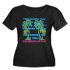 GO DO THEM - ALL Plus Size T-Shirt