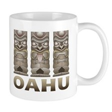 Oahu Tiki Mug