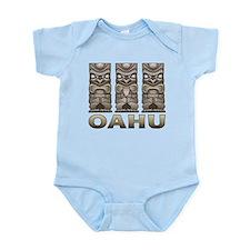Oahu Tiki Body Suit