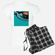 Turntable Vinyl DJ Pajamas