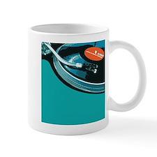 Turntable Vinyl DJ Mug