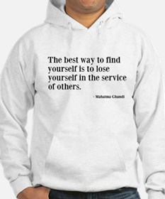 Find Yourself Hoodie