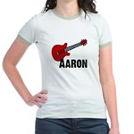 Guitar - Aaron Jr. Ringer T-Shirt