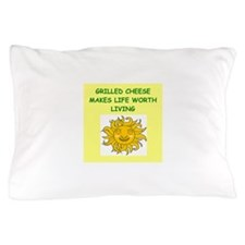 GRILLEDCHEESE Pillow Case