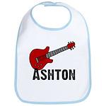 Guitar - Ashton Bib