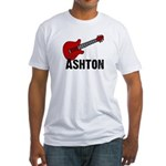 Guitar - Ashton Fitted T-Shirt