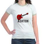 Guitar - Ashton Jr. Ringer T-Shirt