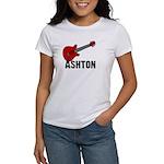 Guitar - Ashton Women's T-Shirt