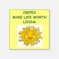 CREPES Sticker