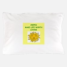CREPES Pillow Case