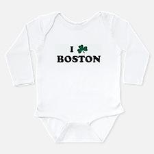 I Shamrock BOSTON Body Suit