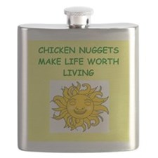 CHICKENNUG Flask