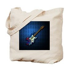 KuuMa Guitar 02 (B) Tote Bag