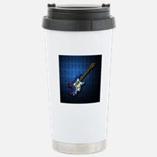 KuuMa Guitar 02 (B) Travel Mug