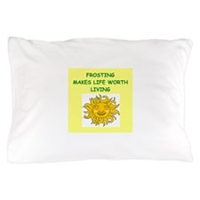 FROSTING Pillow Case