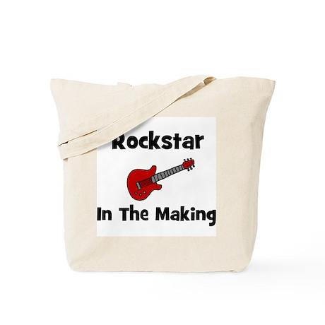 Rockstar In The Making Tote Bag