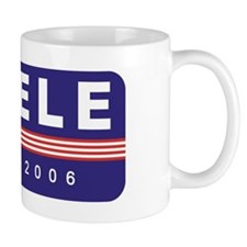 Support Michael Steele Mug