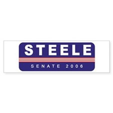 Support Michael Steele Bumper Bumper Sticker