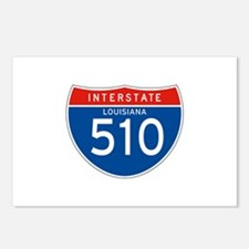 Interstate 510 - LA Postcards (Package of 8)