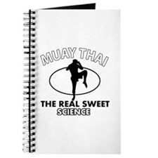 Muay Thai the real sweet science Journal