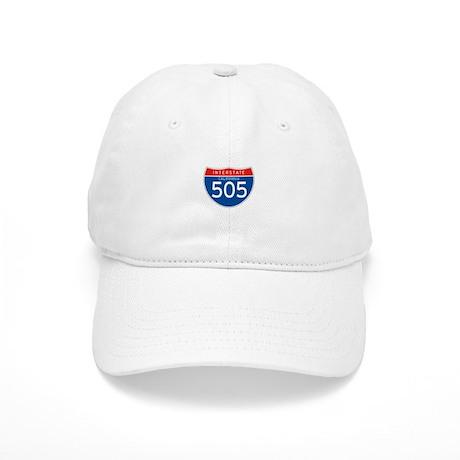Interstate 505 - CA Cap