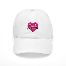 Favorite Aunt Pink Baseball Cap
