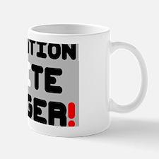 VIBRATION WHITE FINGER! Small Mug