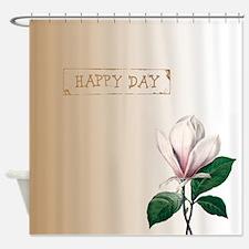 inspirational word art shower curtains | inspirational word art