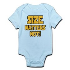 Size matters not! Body Suit