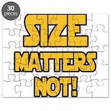 Size matters not! Puzzle