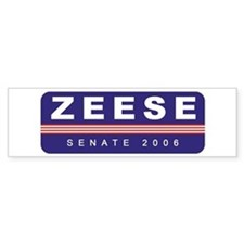Support Kevin Zeese Bumper Bumper Sticker