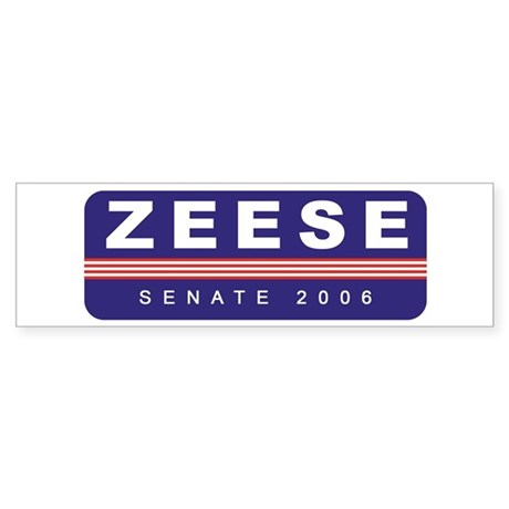Support Kevin Zeese Bumper Sticker