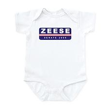 Support Kevin Zeese Infant Bodysuit